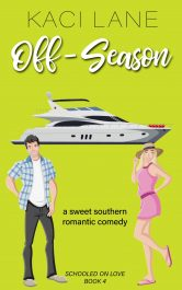 bargain ebooks Off-Season: A Billionaire Beach, Sweet Southern Romantic Comedy Romantic Comedy by Kaci Lane