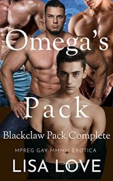 amazon bargain ebooks Omega's Pack Erotic Romance by Lisa Love