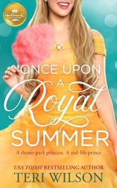 bargain ebooks Once Upon a Royal Summer Sweet Romantic Comedy by Teri Wilson