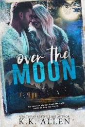 bargain ebooks Over the Moon Contemporary Romance by K.K. Allen
