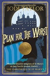 bargain ebooks Plan for the Worst (Chronicles of St. Mary's Book 11) Historical Adventure by Jodi Taylor