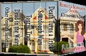 bargain ebooks Rebecca Schwartz Complete Set: Five Funny Cozy Mysteries (The Rebecca Schwartz Series Book 6) Mystery by Julie Smith