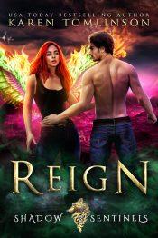 bargain ebooks Reign Paranormal Romance by Karen Tomlinson