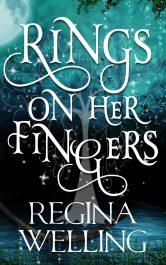 bargain ebooks Rings on Her Fingers Cozy Paranormal Mystery by Regina Welling