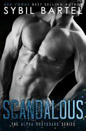 bargain ebooks Scandalous Erotic Romance by Sybil Bartel