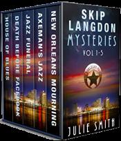 bargain ebooks Skip Langdon Mystery Series Vol. 1-5 (The Skip Langdon Series Book 1) Kindle Mystery by Julie Smith