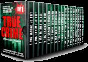 bargain ebooks True Crime Stories Anthology: 86 Terrifying Murder Cases For Your Night Time True Crime Binge Horror by True Crime Seven