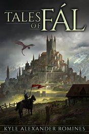 bargain ebooks Tales of Fál: The Complete Collection Norse & Viking Myth & Legend Fantasy by Kyle Alexander Romines