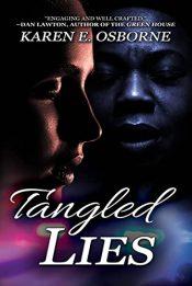 bargain ebooks Tangled Lies Murder Mystery by Karen E. Osborne
