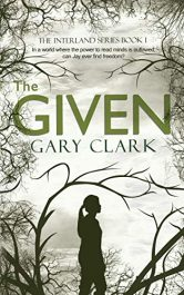 bargain ebooks The Given Young Adult/Teen Adventure by Gary Clark