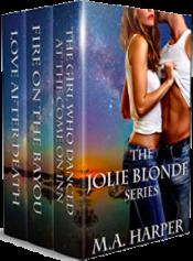 bargain ebooks The Jolie Blonde Series Vol 1-3: A Louisiana Trilogy Paranormal Romance by M.A. Harper