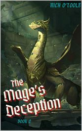 bargain ebooks The Mage's Deception Sword and Sorcery Fantasy by Rich O'Toole