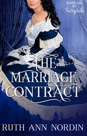 bargain ebooks The Marriage Contract Historical Romance by Ruth Ann Nordin