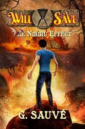 bargain ebooks The Nibiru Effect Young Adult/Teen Time Travel Fantasy Adventure by G. Sauvé