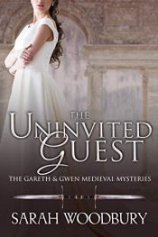 bargain ebooks The Uninvited Guest Medieval Mystery by Sarah Woodbury