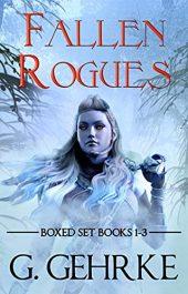 amazon bargain ebooks The Fallen Rogues Fantasy by G. Gehrke