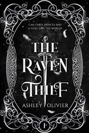 amazon bargain ebooks The Raven Thief Fantasy by Ashley Oliver