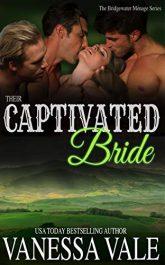 bargain ebooks Their Captivated Bride Erotic Romance by Vanessa Vale