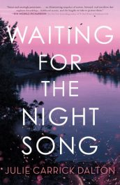 bargain ebooks Waiting for the Night Song Suspense Thriller by Julie Carrick Dalton