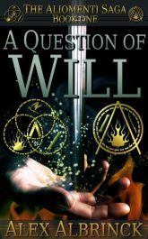 amazon bargain ebooks A Question of Will Science Fiction by Alex Albrinck