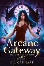 amazon bargain ebooks Arcane Gateway Time Travel Fantasy by C.L. Carhart