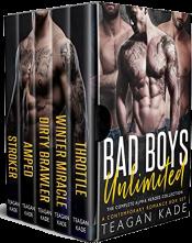 bargain ebooks Bad Boys Unlimited Contemporary Romance by Teagan Kade