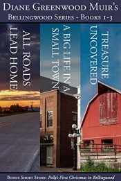 amazon bargain ebooks Bellingwood Boxed Set 1-3 Cozy Mystery by Diane Greenwood Muir