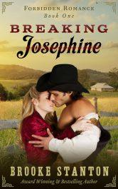 bargain ebooks Breaking Josephine Historical Western Romance by Brooke Stanton