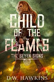 amazon bargain ebooks Child of the Flames Fantasy by D.W. Hawkins