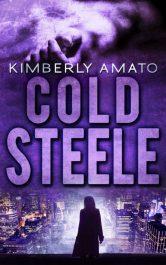 bargain ebooks Cold Steele Hard-Boiled Mystery by Kimberly Amato