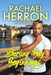 amazon bargain ebooks Darling Bay Beginnings: Three Heartwarming Beach Reads Contemporary Romance by Rachael Herron