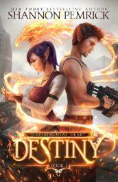 amazon bargain ebooks Destiny Urban Fantasy Adventure by Shannon Pemrick