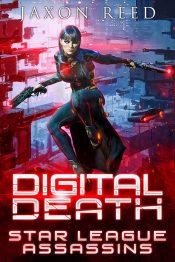 bargain ebooks Digital Death Space Opera Science Fiction by Jaxon Reed