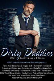bargain ebooks Dirty Daddies Erotic Romance Anthology by Multiple Authors