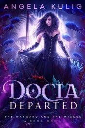 amazon bargain ebooks Docia Departed Young Adult/Teen Fantasy Horror by Angela Kulig