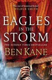 amazon bargain ebooks Eagles in the Storm Historical Fiction by Ben Kane