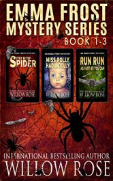 bargain ebooks Emma Frost Mystery Series: Vol 1-3 Mystery by Willow Rose