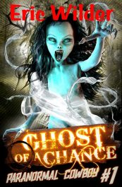bargain ebooks Ghost of a Chance Mystery Thriller by Eric Wilder