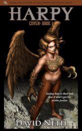 bargain ebooks Harpy Urban Fantasy by David Neth