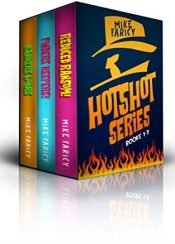 bargain ebooks Hotshot Series Boxset 1-3 Mystery by Mike Faricy