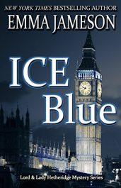 amazon bargain ebooks Ice Blue Mystery by Emma Jameson