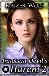 bargain ebooks Innocent Devil's Harem 2 Erotic Romance by Kaizer Wolf