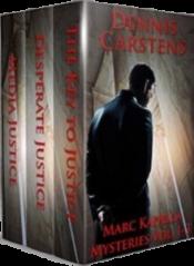bargain ebooks Marc Kadella Series Vol 1-3 Mystery by Dennis Carstens