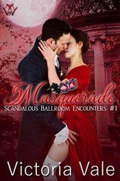 amazon bargain ebooks Masquerade Erotic Romance by Victoria Vale