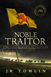 bargain ebooks Noble Traitor Historical Fiction by J R Tomlin