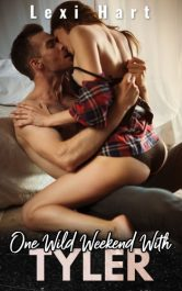 bargain ebooks One Wild Weekend With Tyler Erotic Romance by Lexi Hart
