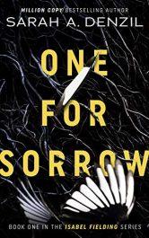 amazon bargain ebooks One For Sorrow Psychological Thriller by Sarah A. Denzil