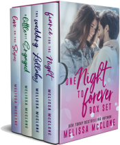 bargain ebooks One Night Forever Box Set Romance by Melissa McClone