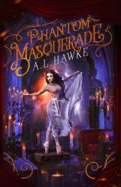 bargain ebooks Phantom Masquerade Fantasy by A.L. Hawke