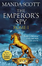 amazon bargain ebooks Rome The Emperor's Spy Historical Fiction by M C Scott